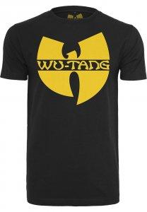 linkleek.com t-shirt-wu-wear-wu-tang noir-jaune