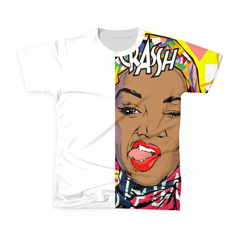 linkleek.com T-Shirt-pleine-impression
