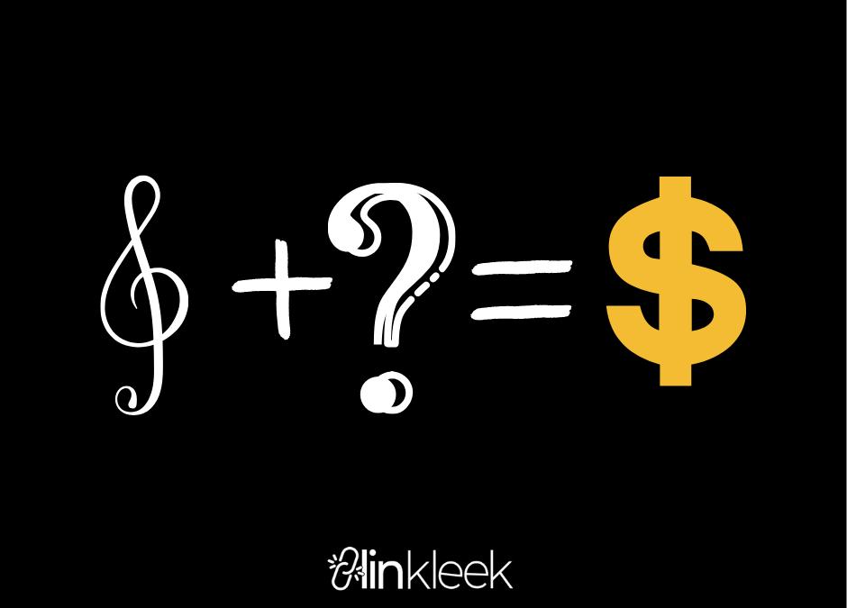 Comment vivre de sa musique avec le merchandising musical ?