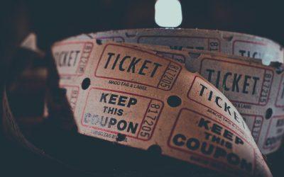 Billets de concert et merch un complément de revenu luxueux pour les artistes.